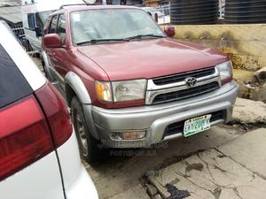 Toyota 4-Runner 2003 4.7 Red | Cars for sale in Lagos State, Ikeja