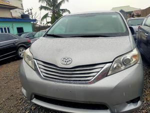 Toyota Sienna 2011 XLE 7 Passenger Mobility Silver | Cars for sale in Lagos State, Ikeja