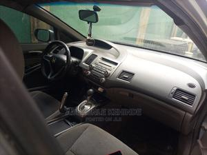 Honda Civic 2007 1.8 Sport Silver   Cars for sale in Lagos State, Alimosho