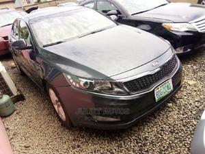 Kia Optima 2013 Gray | Cars for sale in Lagos State, Ikeja