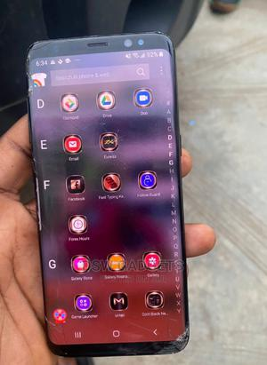Samsung Galaxy S8 64 GB Black   Mobile Phones for sale in Kwara State, Ilorin South