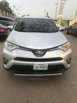 Toyota RAV4 2015 Silver | Cars for sale in Lagos State, Ikeja