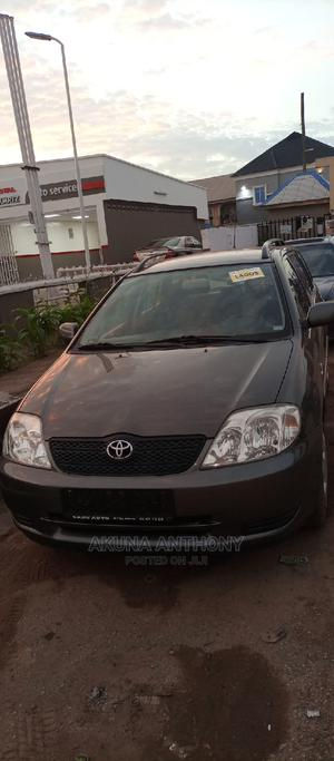 Toyota Corolla 2003 Gray   Cars for sale in Lagos State, Alimosho