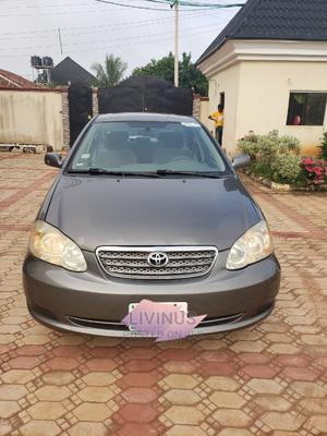 Toyota Corolla 2005 LE Gray   Cars for sale in Delta State, Ika North East