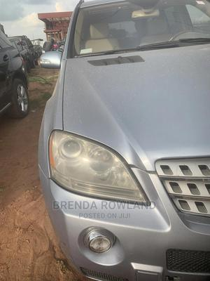 Mercedes-Benz M Class 2008 ML 350 4Matic Blue | Cars for sale in Imo State, Owerri