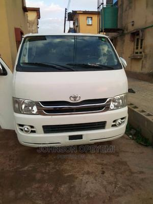 2011 Toyota Hiace GL | Buses & Microbuses for sale in Lagos State, Abule Egba