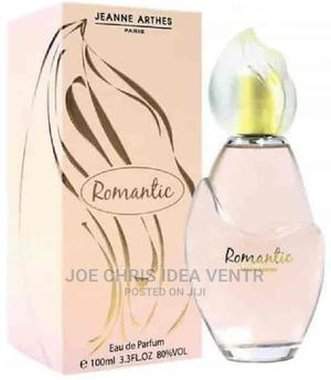 Jeanne Arthes Romantic EDP 100ml | Fragrance for sale in Lagos State, Kosofe