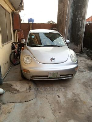 Volkswagen Beetle 2002 Silver | Cars for sale in Lagos State, Isolo