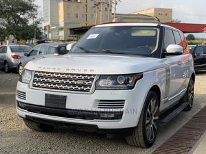 Land Rover Range Rover Vogue 2014 White   Cars for sale in Abuja (FCT) State, Wuse 2