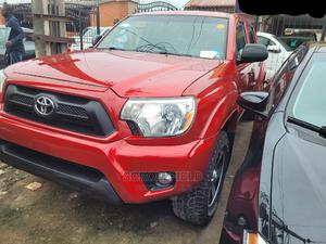 Toyota Tacoma 2012 Red | Cars for sale in Lagos State, Surulere