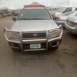 Nissan Pathfinder 2002 LE AWD SUV (3.5L 6cyl 4A) Silver | Cars for sale in Oyo State, Ibadan