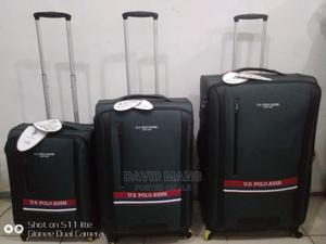 U.S. POLO ASSN. Luggage Travel Bag Good Qualit and 3 Seat   Bags for sale in Abuja (FCT) State, Kubwa