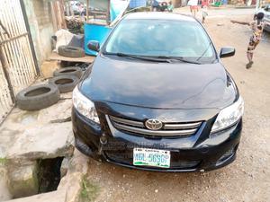 Toyota Corolla 2009 1.8 Advanced Black | Cars for sale in Lagos State, Shomolu