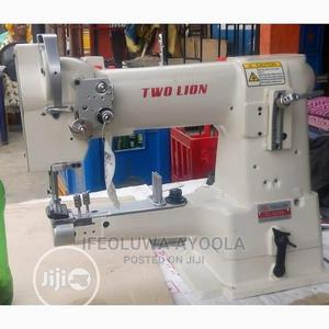 TWO Lion Cylinder Bed/ Special Industrial Sewing Machine   Manufacturing Equipment for sale in Osun State, Ife