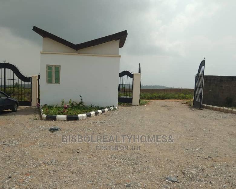 100% Dry 600sqm Land For Sale At Ojodu
