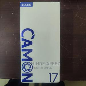 New Tecno Camon 17 128 GB Blue | Mobile Phones for sale in Lagos State, Lekki