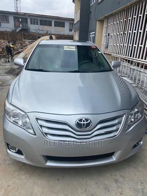 Toyota Camry 2008 2.4 XLE Silver | Cars for sale in Lagos State, Surulere