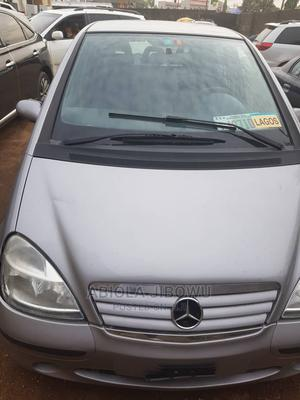 Mercedes-Benz A-Class 2005 Silver | Cars for sale in Lagos State, Egbe Idimu