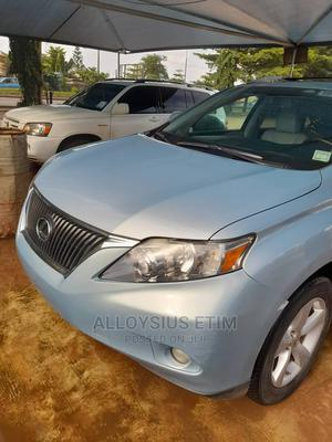 Lexus ES 2010 350 Blue   Cars for sale in Lagos State, Abule Egba