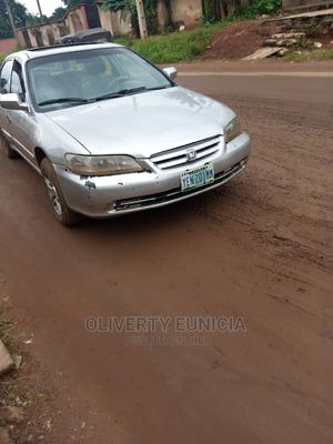 Honda Accord 2002 Coupe EX Silver | Cars for sale in Anambra State, Onitsha