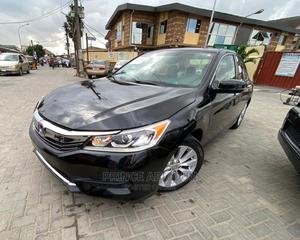 Honda Accord 2015 Black | Cars for sale in Lagos State, Surulere