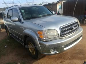 Toyota Sequoia 2003 Gray | Cars for sale in Lagos State, Alimosho