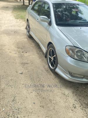 Toyota Corolla 2003 Sedan Automatic Silver | Cars for sale in Delta State, Ugheli