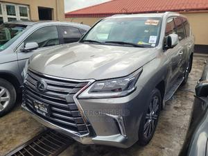 Lexus LX 2016 Gray | Cars for sale in Lagos State, Surulere