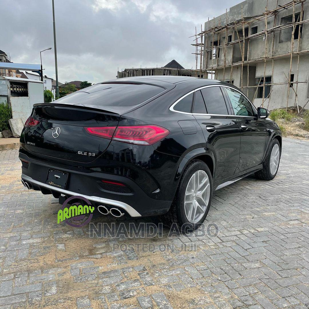 Archive: New Mercedes-Benz GLE-Class 2021 Black