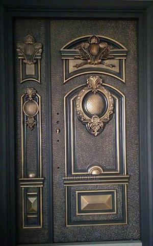 TOP GRADE 4ft Copper Security Door   Doors for sale in Lagos State, Orile