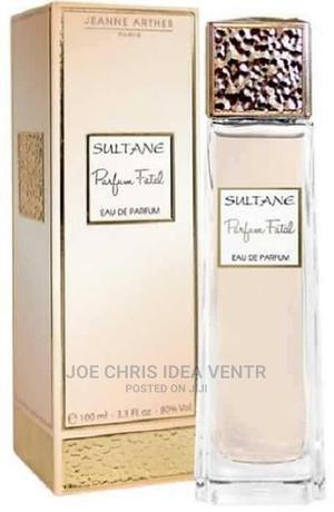 JEANNE ARTHES Sultane Perfum Fatale EDP 100ml | Fragrance for sale in Lagos State, Kosofe