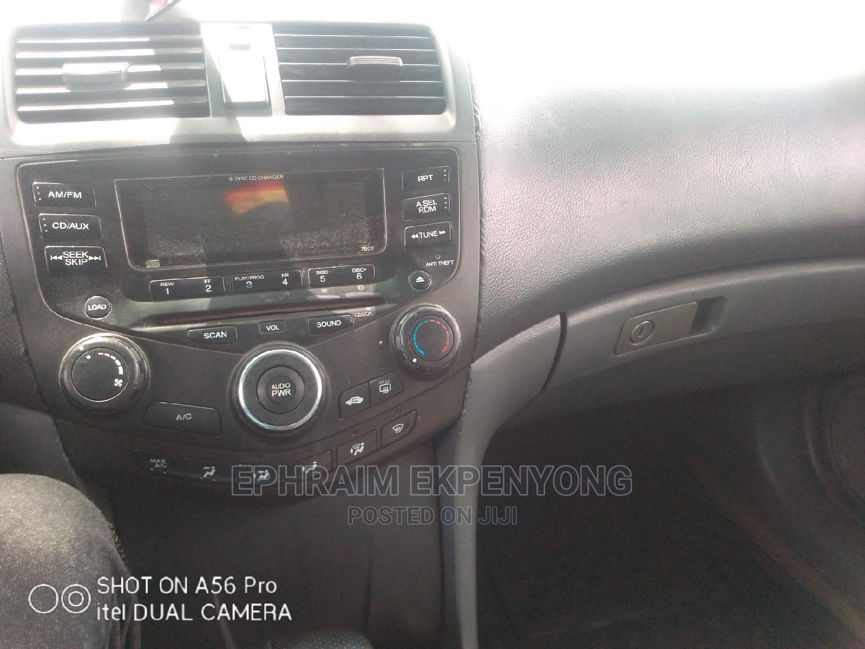 Honda Accord 2005 Sedan EX Automatic Blue   Cars for sale in Calabar, Cross River State, Nigeria