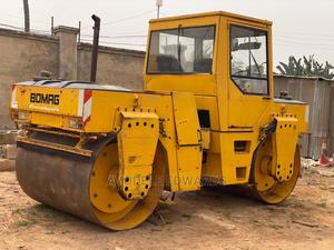 Bomag  Double Roller  Asphalt Roller 7tons   Heavy Equipment for sale in Oyo State, Ibadan