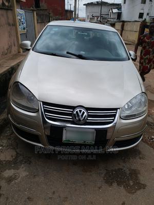 Volkswagen Jetta 2009 1.6 Comfortline Gold   Cars for sale in Lagos State, Ojota