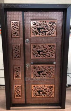 4ft Pure Copper Security Door | Doors for sale in Lagos State, Orile