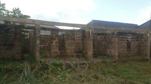 60 by 100 Land With an Uncompleted Building for Sale | Land & Plots for Rent for sale in Edo State, Benin City