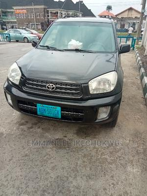 Toyota RAV4 2003 Automatic Black | Cars for sale in Rivers State, Obio-Akpor