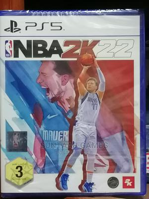 NBA 2K22 - Playstation 5   Video Games for sale in Lagos State, Lagos Island (Eko)