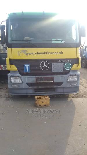 Mercedes-Benz Gas Tanker Truck   Trucks & Trailers for sale in Lagos State, Alimosho