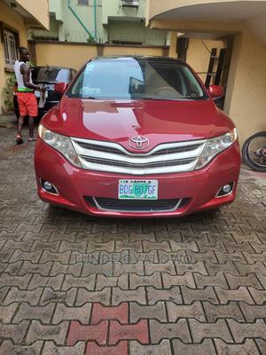 Toyota Venza 2010 AWD Red | Cars for sale in Lagos State, Magodo