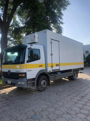 Mercedes Benz Cooling Van   Buses & Microbuses for sale in Abuja (FCT) State, Central Business District