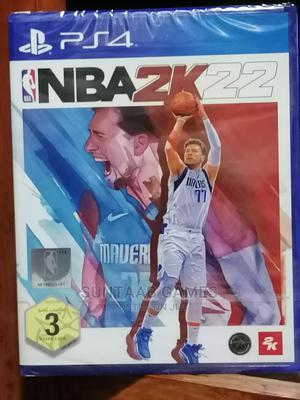 NBA 2K22 - Playstation 4 | Video Games for sale in Lagos State, Lagos Island (Eko)
