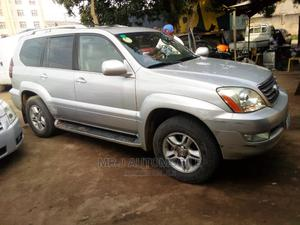 Lexus GX 2009 470 Silver | Cars for sale in Lagos State, Isolo