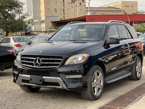 Mercedes-Benz M Class 2013 ML 550 4Matic Black | Cars for sale in Abuja (FCT) State, Mabushi