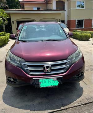 Honda CR-V 2015 Red | Cars for sale in Lagos State, Lekki