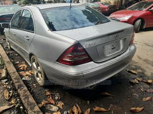 Mercedes-Benz C230 2006 Silver | Cars for sale in Lagos State, Surulere