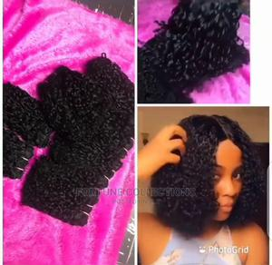 """14"""" Pixy Curls With Closure   Hair Beauty for sale in Lagos State, Lagos Island (Eko)"""
