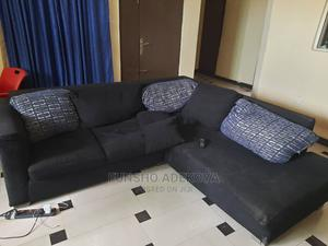 Neatly Used Imported 7 Seaters Living Room Sofa in Superb Co   Furniture for sale in Lagos State, Yaba