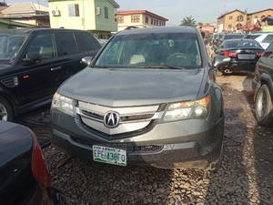 Acura MDX 2008 Green | Cars for sale in Lagos State, Agege