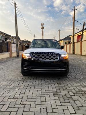 Land Rover Range Rover Vogue 2019 Black | Cars for sale in Lagos State, Lekki